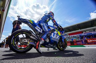 อเล็กซ์ รินส์ ซูซูกิทีม ทุ่มสุดตัวกับการแข่งขัน MotoGP 2019