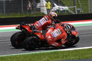 ดานิโร่ เปตุชชี่ คว้าชัยชนะ ในการแข่งขัน MotoGp 2019 สนามที่6 มูเจลโล่