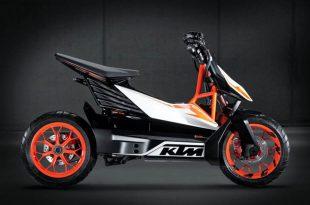 Bajaj และ KTM ร่วมมือกันพัฒนามอเตอร์ไซค์ไฟฟ้า