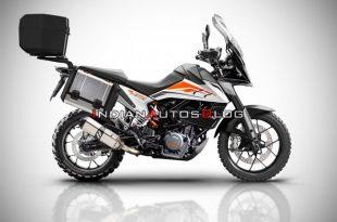 KTM เตรียมเผยโฉม 390 Adventure