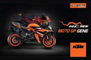 KTM RC125 2019