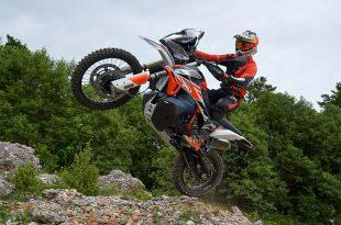New 790 Adventure R Rally ของ KTM