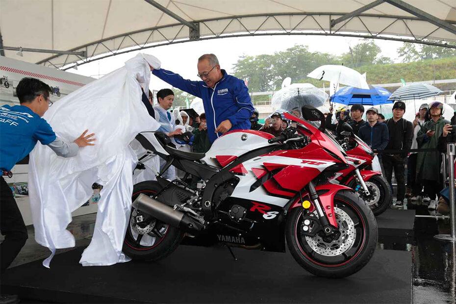 Yamaha YZF-R6 Anniversary 20th