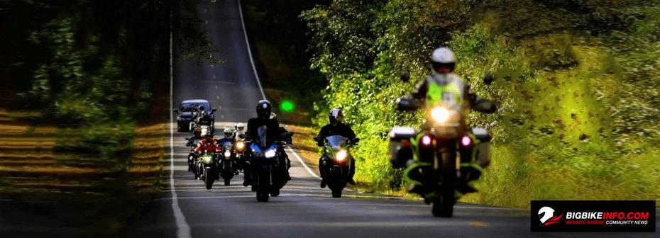 10 เหตุผล ที่ไม่อยากให้ขับ Bigbike - ความปลอดภัยในการเดินทาง ออกทริปบิ๊กไบค์