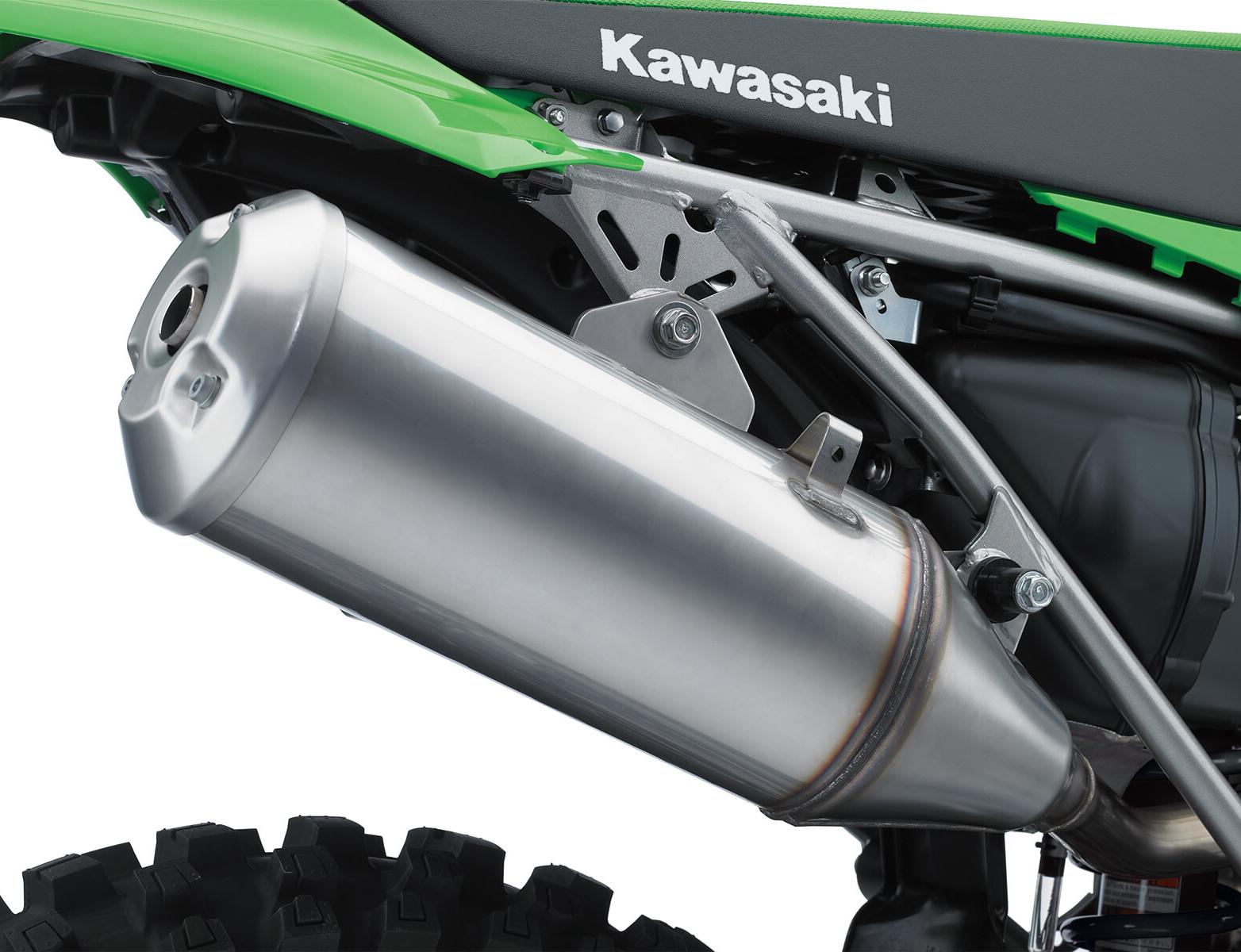 ท่อไอเสีย Kawasaki KLX300R