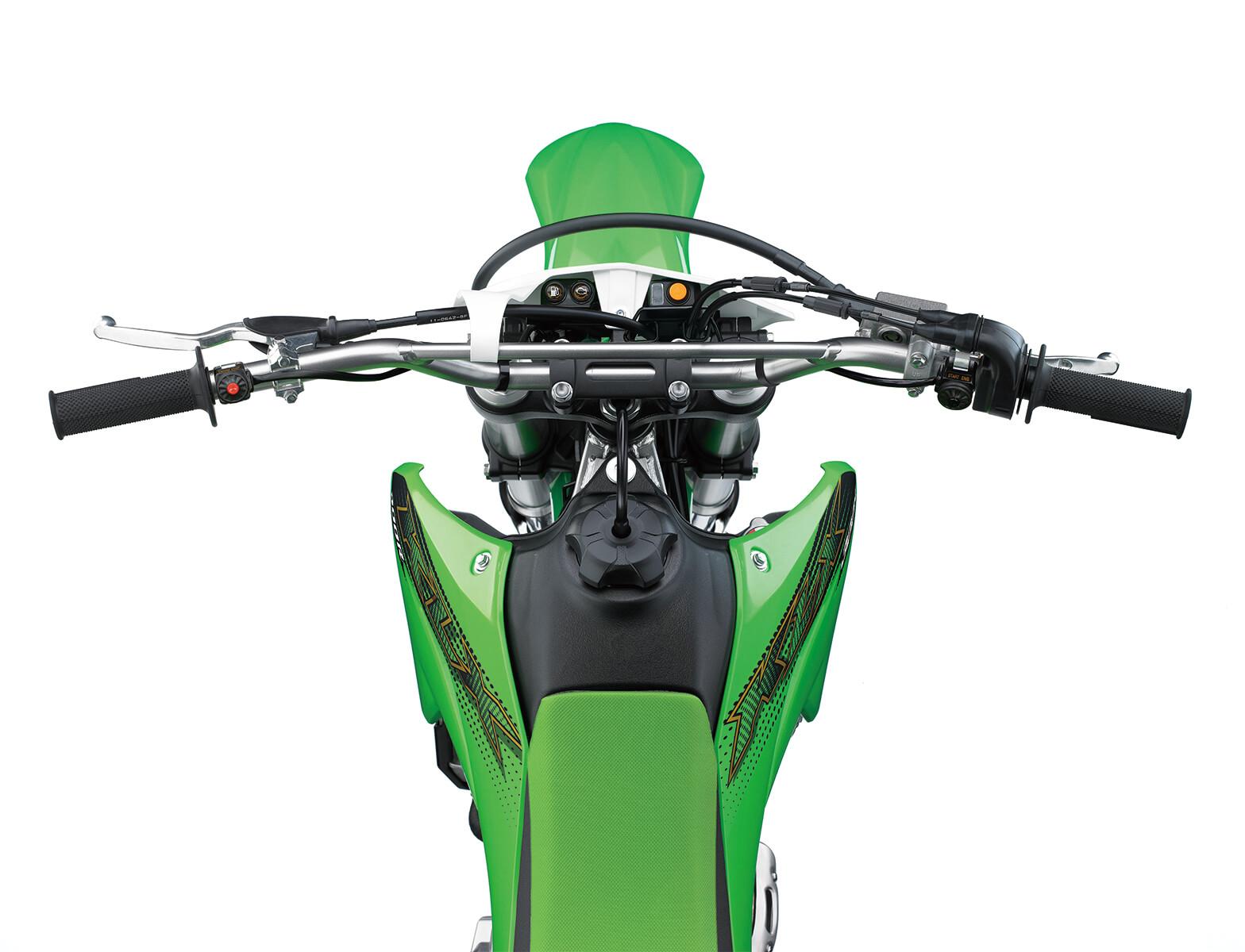 มุมสูง Kawasaki KLX300R