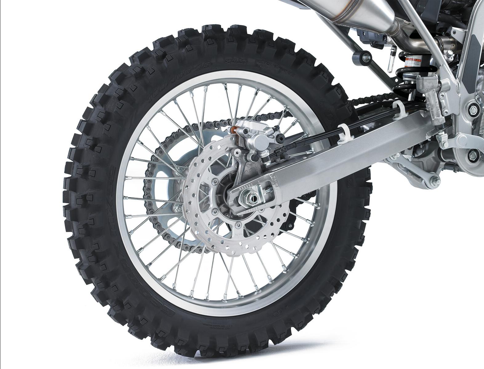 ล้อหลัง Kawasaki KLX300R