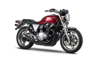สิทธิบัตรใหม่ Honda CB1100