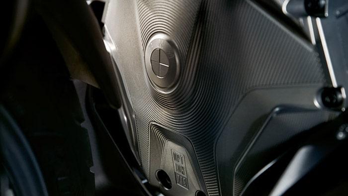 BMW R 1250 GS Adventure ปี 2019 Limited Edition มอเตอร์ไซต์สไตล์สปอร์ตประกอบด้วยอลูมิเนียม