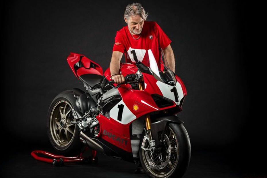 Ducati Panigale V4 25 ° Aniversario 916 ประกาศเปิดตัวอย่างเป็นทางการแล้ว