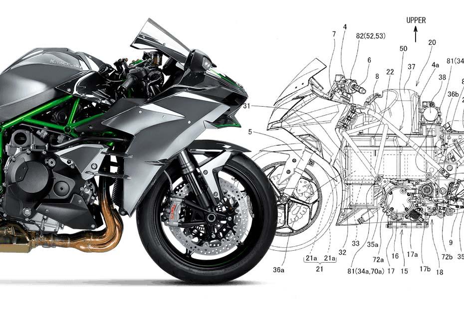 Kawasaki H2 อาจเพิ่มประสิทธิภาพกับเทคโนโลยี