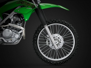 Kawasaki KLX230R 2019 ขนาดล้อ