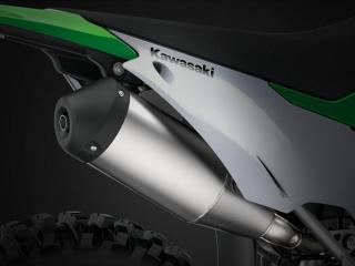 Kawasaki KLX230R 2019 ท่อไอเสีย