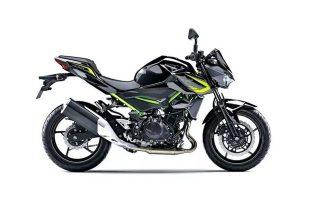 Z400 2020 พร้อมเฟรมสีเขียวสุดเท่ที่ยุโรป