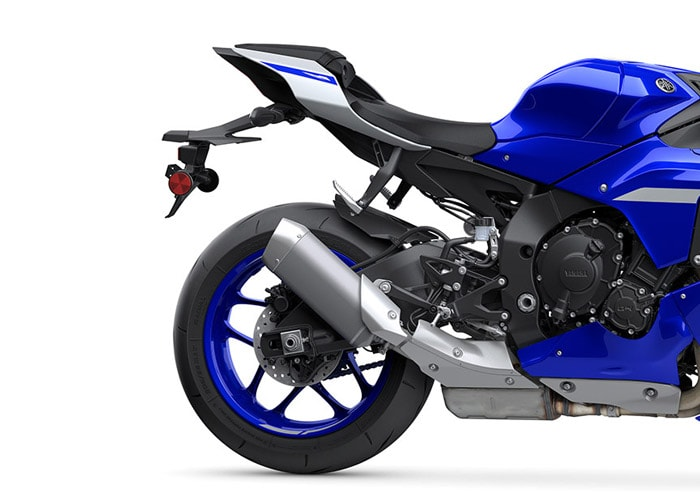 Yamaha YZF-R1 ปี 2020 ช่วงท้าย