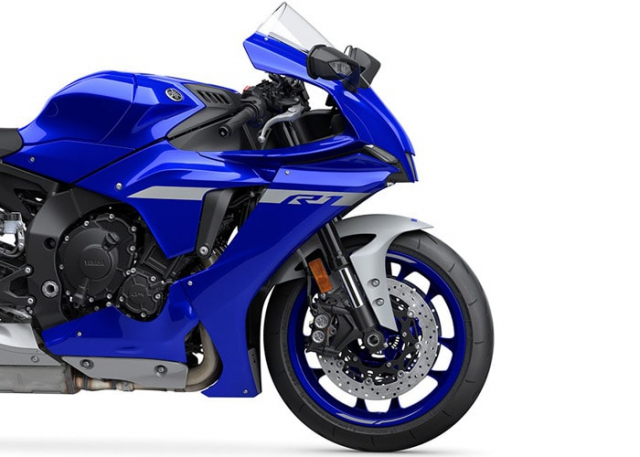 Yamaha YZF-R1 ปี 2020 ช่วงหน้า