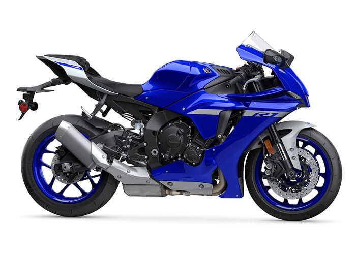 Yamaha YZF-R1 ปี 2020 ด้านข้าง