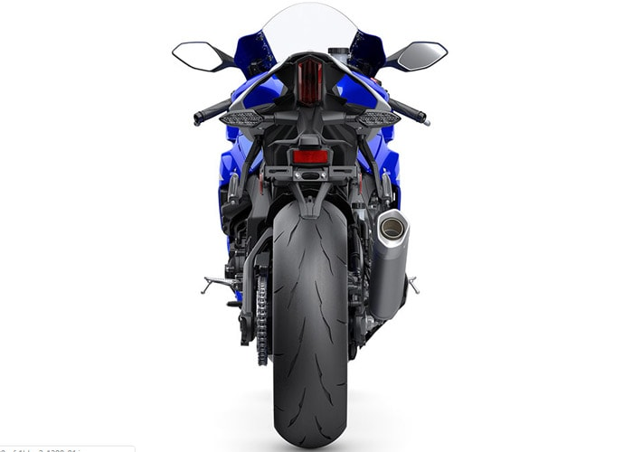 Yamaha YZF-R1 ปี 2020 ท้ายรถ