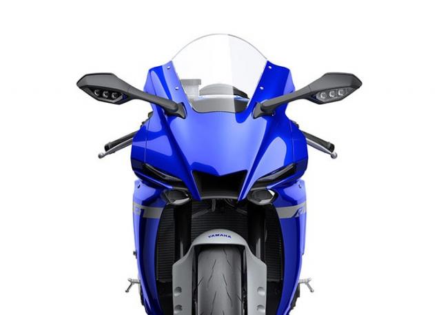Yamaha YZF-R1 ปี 2020 ไฟหน้า