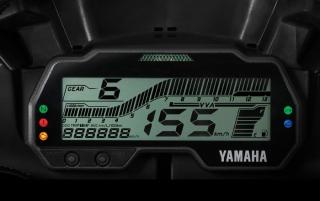 Yamaha YZF-R15 2019 แผงหน้าปัด
