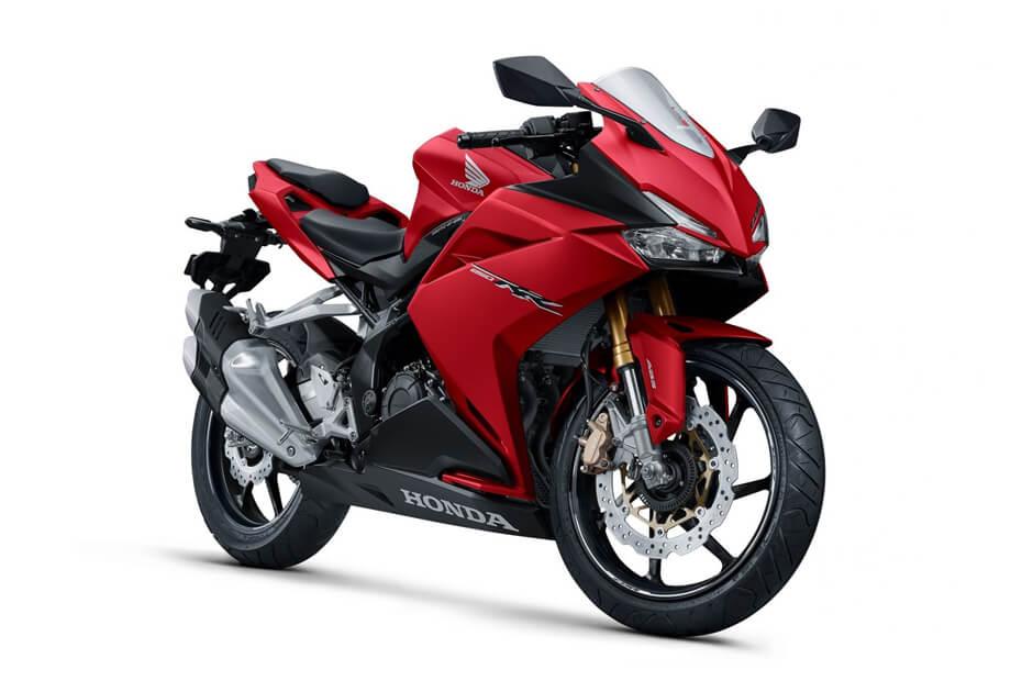 สิทธิบัตรใหม่คล้ายกับ Honda CBR250R พร้อมเครื่องยนต์ท่อคู่