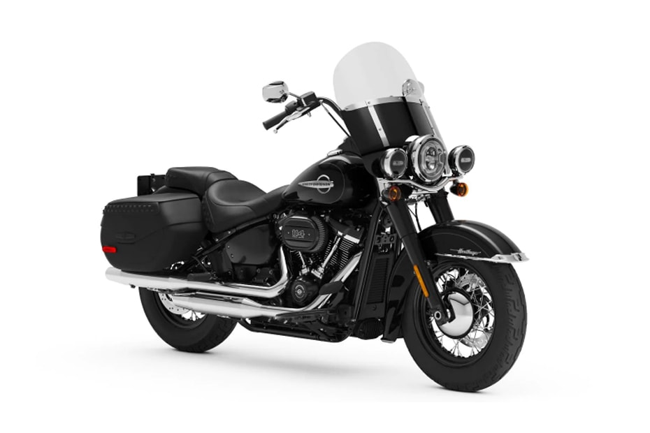 Harley Davidson Softail Heritage Classic 114 ข้อมูลสเปคราคา ตารางผ่อนดาวน์