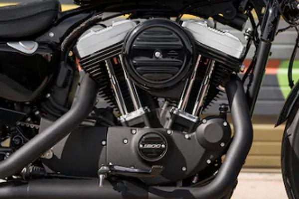 Harley Davidson Sportster Iron 1200 เครื่องยนต์