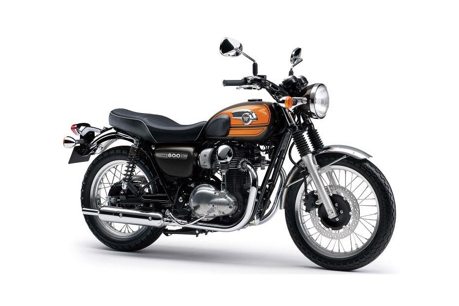 เตรียมพัฒนา Kawasaki W800 2020 กับมอเตอร์ไซค์สไตล์คลาสสิก