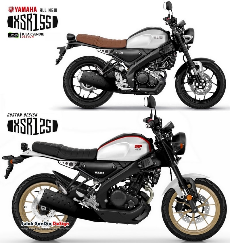 New Yamaha XSR-125