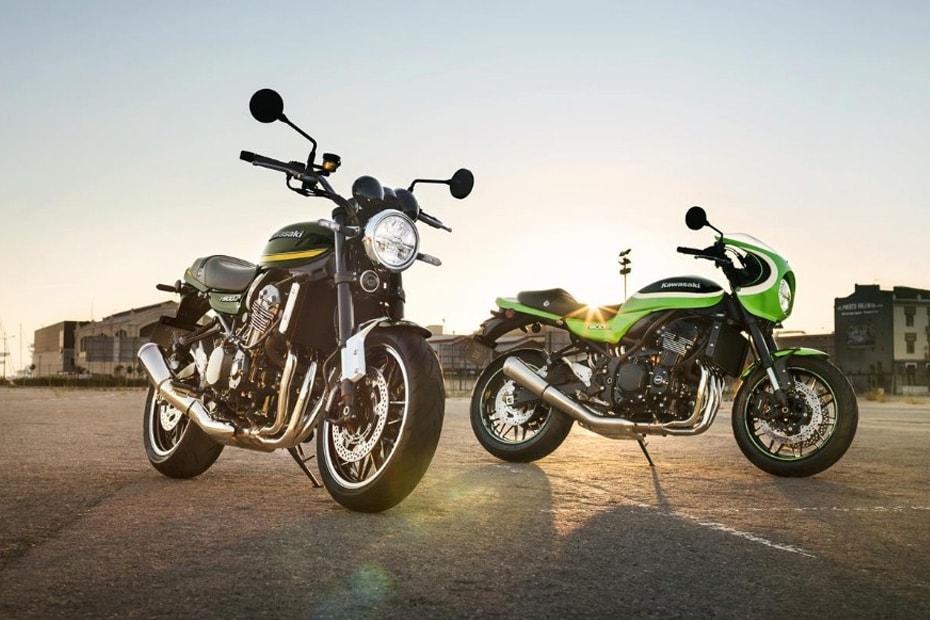 อัพเดทสีใหม่ Kawasaki Z900RS และ Z900RS Cafe 2020