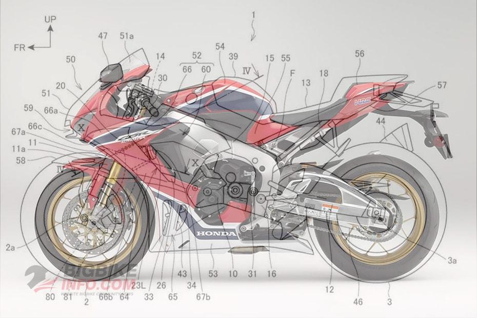 อัพเดทข่าว All New Honda CBR1000RR มาพร้อมการออกแบบใหม่ แรงถึง 220 แรงม้า
