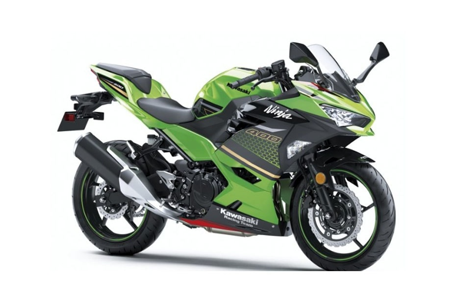 อัปเดทสีใหม่ Kawasaki Ninja 400 เตรียมเปิดตัวที่อินเดีย