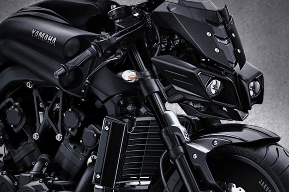 เผยภาพ Yamaha VMAX 2019 โดย Jakusa กับการออกแบบที่แปลกใหม่