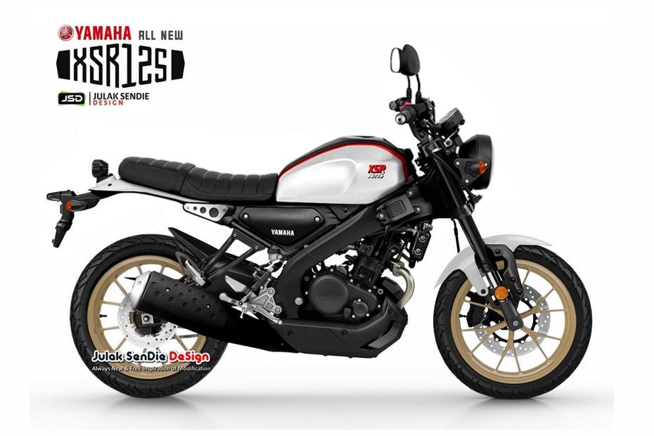 อัพเดท ใหม่ Yamaha XSR-125 อาจเปิดตัวในตลาดยุโรป