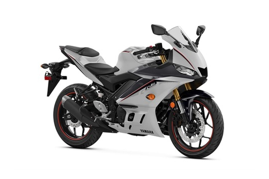 เปิดตัว Yamaha YZF-R3 2020 สีใหม่ Matte Silver