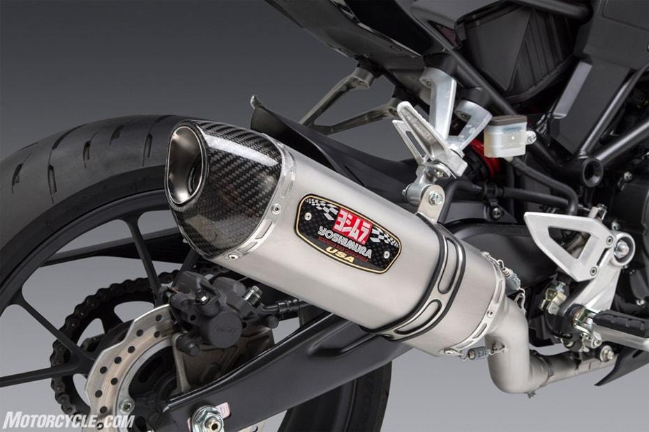 ใหม่ Honda CB300R 2020 มาพร้อมท่อไอเสียใหม่ Yoshimura