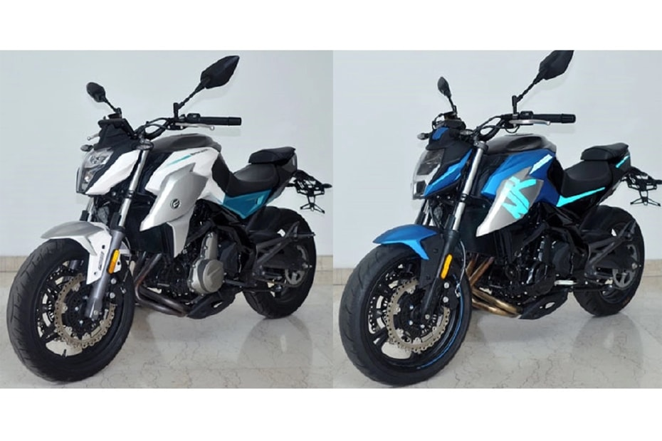 หลุดภาพ CFMoto 400NK และ 650NK เวอร์ชั่นปี 2020 จักรยานยนต์สไตล์เน็กเก็ตเวอร์ชั่นใหม่