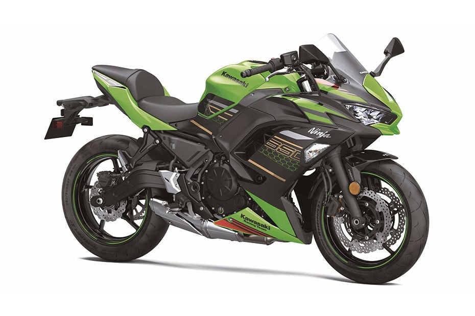 New Kawasaki Ninja 650 2020