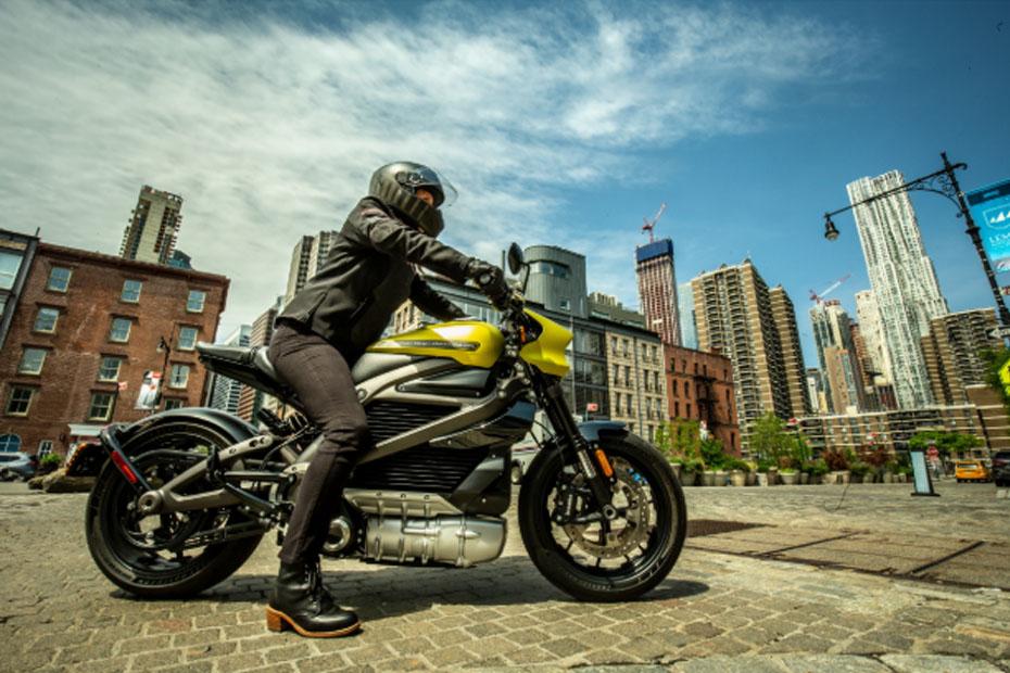 Harley Davidson LiveWire ถูกระงับการผลิตชั่วคราว