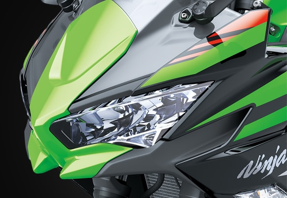 All New Kawasaki Ninja 650 2020 ไฟหน้าใหม่
