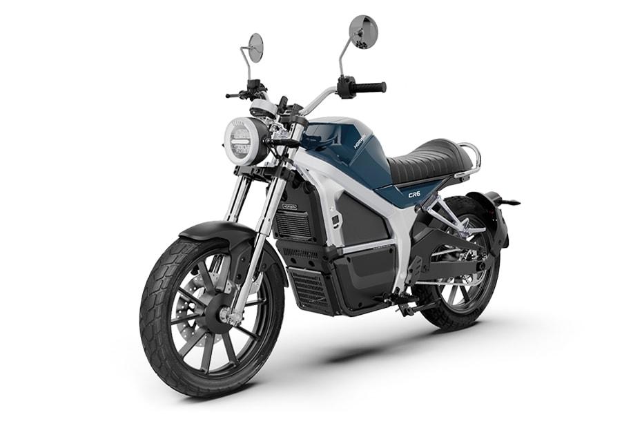 จักรยานยนต์ไฟฟ้า Horwin CR6 Pro พร้อมความเร็ว 105 กม./ชม. เตรียมเปิดตัวใน EICMA 2019