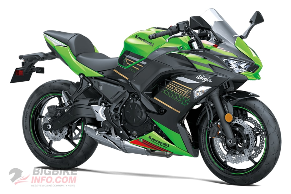 Kawasaki Ninja 650 KRT ปี 2020