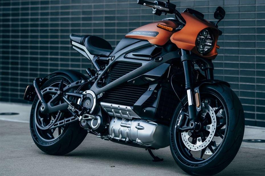 ยกเลิกการผลิต Harley-Davidson LiveWire จักรยานยนต์ไฟฟ้าแบบชั่วคราว