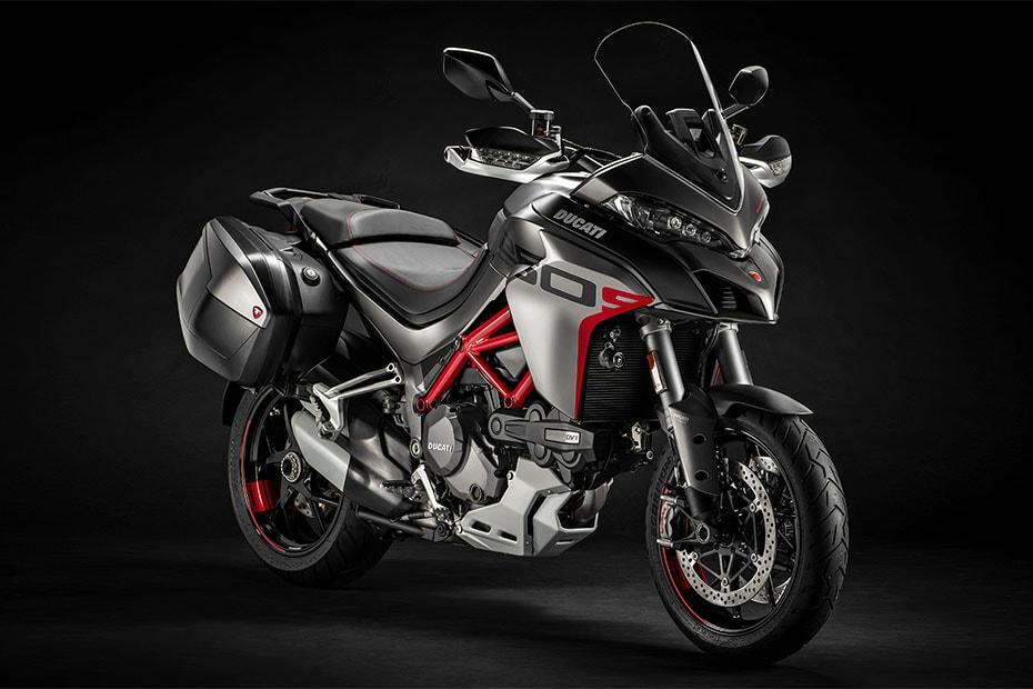 Ducati Multistrada 1260 S Grand Tour เปิดตัวอย่างเป็นทางการแล้ว