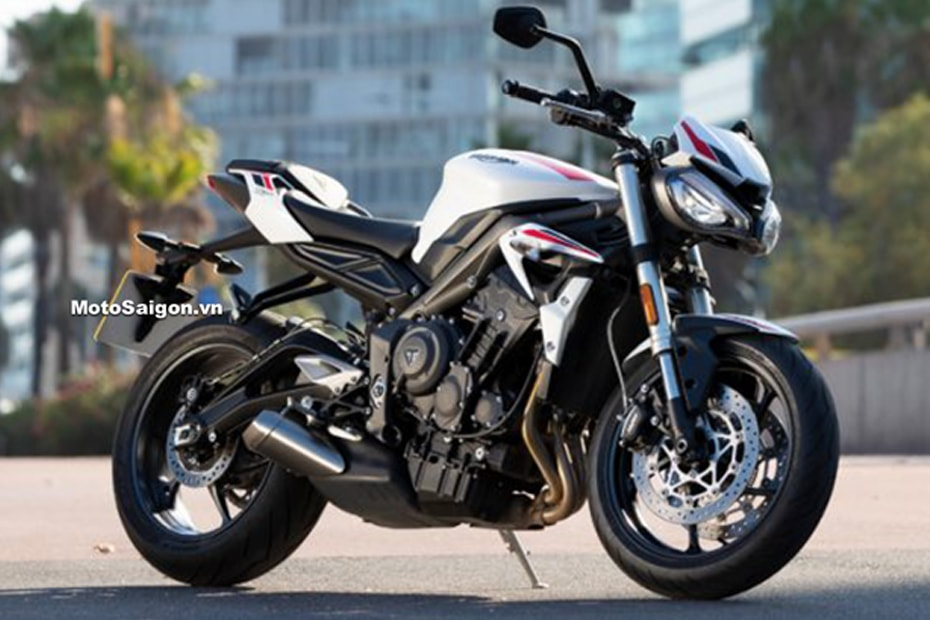 ใหม่ Triumph Street Triple S 2020 การออกแบบใหม่เครื่องยนต์ 660cc เหมือนกับรุ่น RS