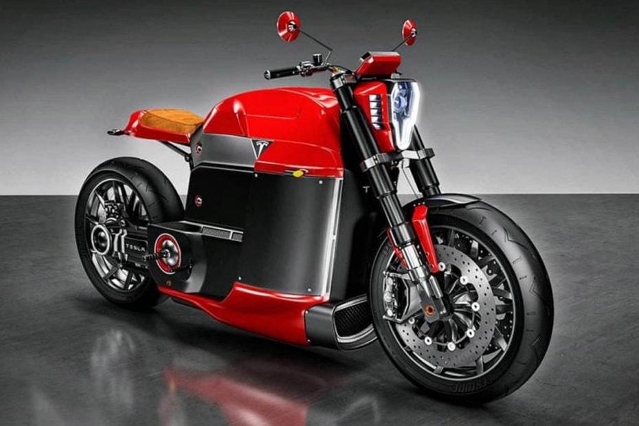อัปเดทข่าว TESLA คาดผลิตจักรยานยนต์พลังงานไฟฟ้า สไตล์ซูเปอร์ไบค์สไตล์ล้ำสมัย
