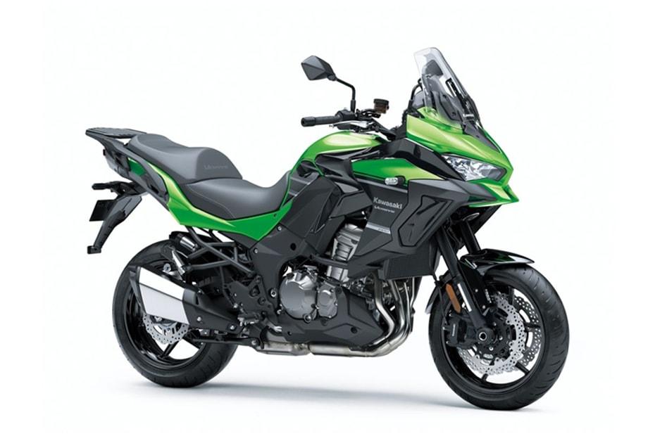 อัพเดทสีใหม่ Kawasaki Versys 1000 และ Versys 650 2020 เตรียมเปิดตัวที่อินเดีย