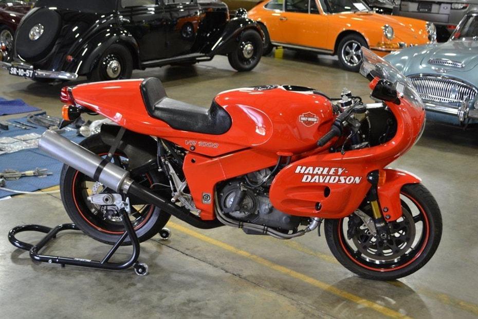 เตรียมปรับปรุง Harley-Davidson VR1000 2020 คาดเครื่องยนต์ V-Twin ขนาด 500cc