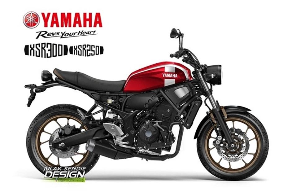 เตรียมเปิดตัว Yamaha XSR300 2019 กับรุ่นที่คล้ายกับรุ่นพี่อย่าง XSR900