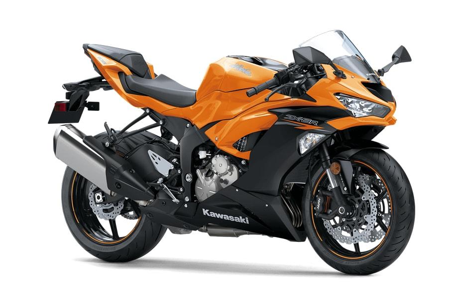 New Kawasaki ZX-6R 2020 กับสีส้มใหม่ล่าสุดในรุ่น ABS และ SE KRT Edition